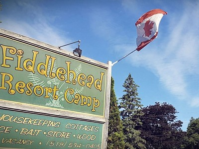 Fiddlehead Resort Camp